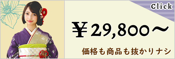 ¥29800 価格も商品も抜かりナシ 安い